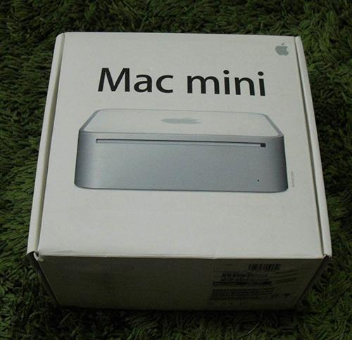 初めてのMac
